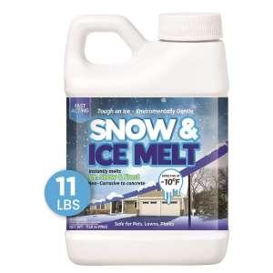 Bangerz Sunz Snow & Ice Melt Granules - Plant and Pet Safe