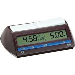 Digital Chess Clock DGT 2010 Standard Tournament Chess Timer
