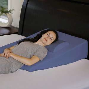 InteVision Extra Large Bed Wedge Pillow