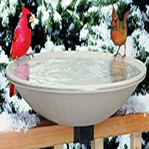 Allied Precision Industries (650) Bird Bath with Mounting Bracket