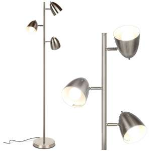 Brightech Jacob Floor Lamp with LED Reading