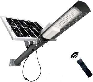Brillihood LED Solar Street Lights