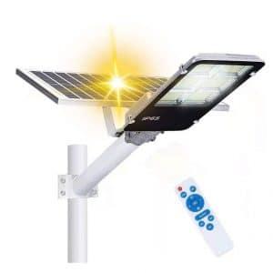 LEDMOO Dusk to Dawn Solar LED