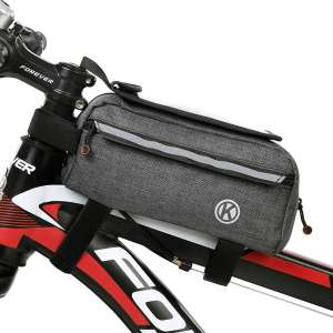 MOOCi Bicycle Mobile Front Frame Detachable Touch Screen Bicycle Accessories Handlebar Bag Suitable