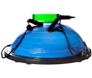 Sagler Balance Ball with Resistance Bands & Pump