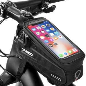 Bicycle Mobile Front Frame - Waterproof Bicycle Top Tube Cycling Mount Pack