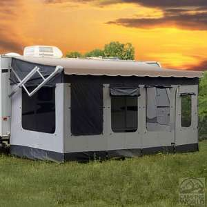 Carefree 291800 Vacation'r Screen Room for 18' to 19' Awning