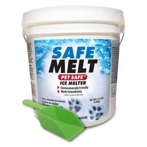 HARRIS safe ice and snowmelt 100% pure magnesium chloride formula