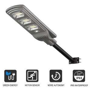 Lovus Solar Street Lights with Sensors