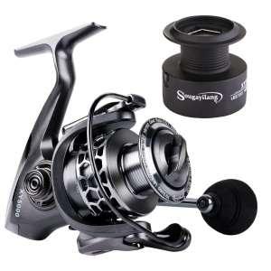 Sougayilang 13 + 1 Lightweight Fishing Spinning Reel