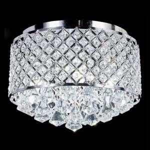 Top Lighting Elegant Round Metal Chandelier