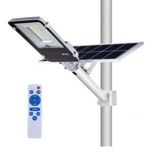 APONUO Solar Street Lights with 100W