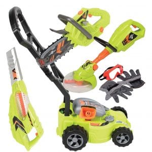 Constructive Playthings Toys Power Garden Tools