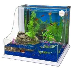 Penn-Plax The Lagoon Aqua Terrarium