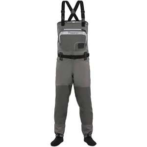 Piscifun Breathable Chest Waders - Stockingfoot Waders for Men and Women