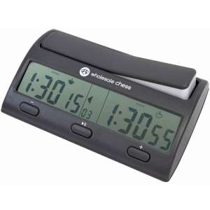 Wholesale Chess Advanced Digital Chess & Game Timer with Bonus and Delay