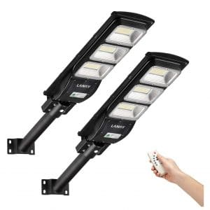 LANGY LED Solar Street Lights Outdoor