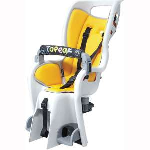 Topeak Baby Seat II 26in Disc Rack Bicycle Baby Seat