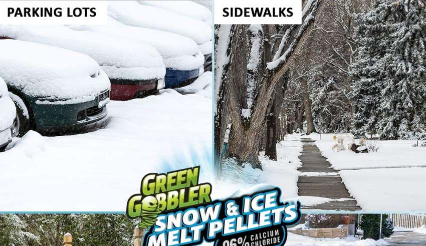 Ice Melt Pellets