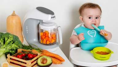 image feature Baby Food Makers