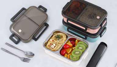 image feature Bento lunch boxes for adults