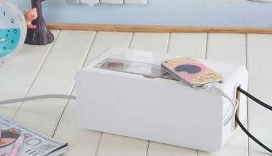 image feature Cable Management Boxes