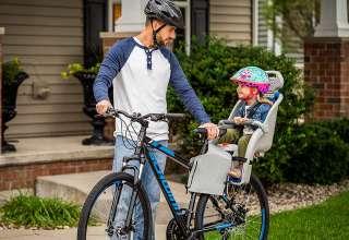 image feature Child bike seats