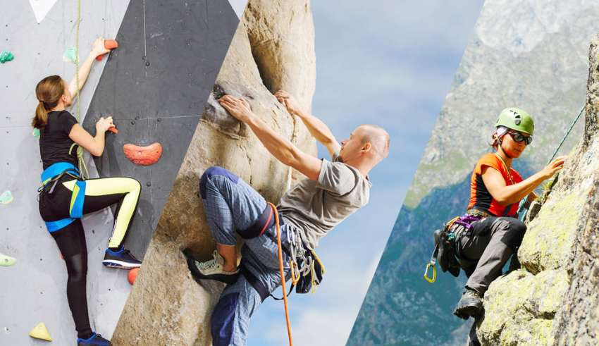 image feature Climbing Harnesses