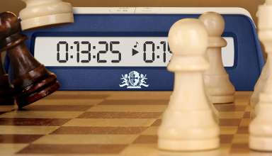 image feature Digital Chess Clocks
