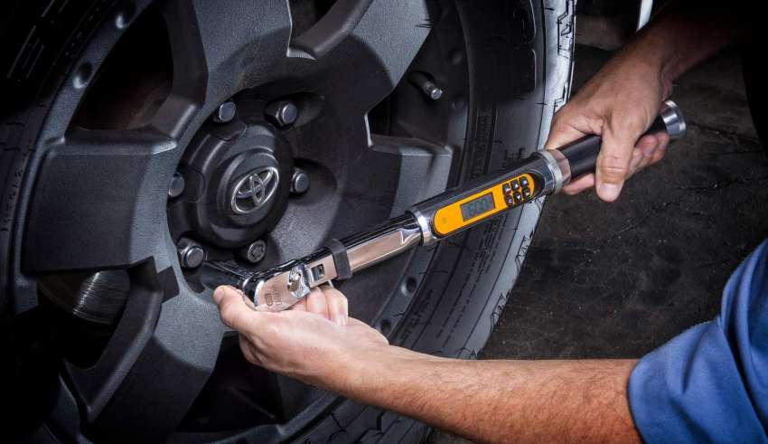 image feature Digital Torque Wrenches