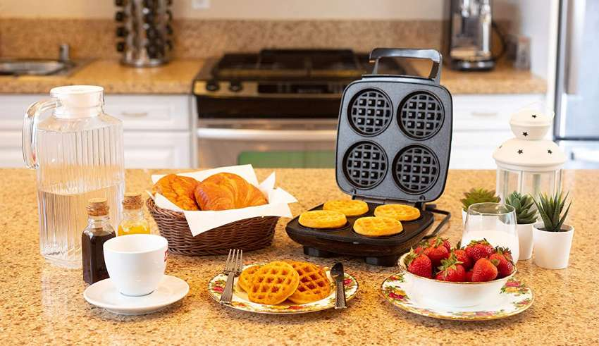 image feature Egg Waffle Makers