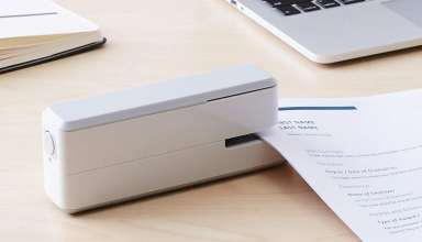 image feature Electronic Stapler