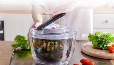 image feature Kitchen Salad Spinners
