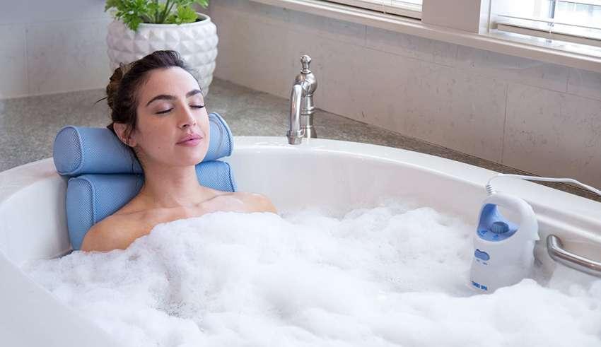 image feature Spa Bathtub Pillows
