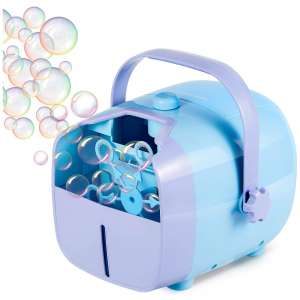 1 By One Automatic Bubble Blower Machine for Kids
