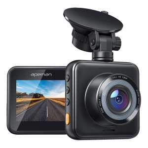 APEMAN Mini 170° Wide Angle Dash Cam 1080P Dash Camera with Loop Recording