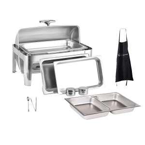 ChefMaid Chafing Dish Bundle