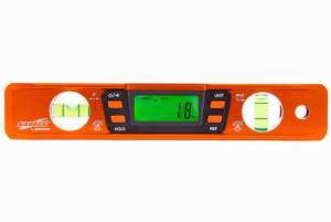 Swanson Tool Co SVT200 9 Inch Savage Digital Magnetic Aluminum Billet Torpedo Level