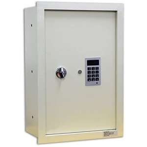 BUYaSafe WES2113-DF Fire Resistant Electronic Wall Safe 8 Deep for Deeper Walls