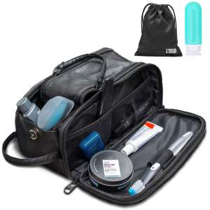 QS Toiletry Bag for Women and Men