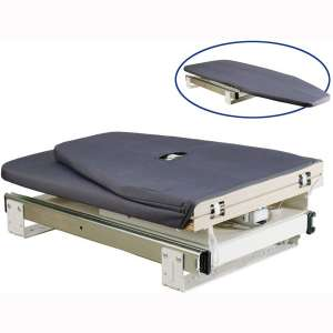 SAROSORA Retractable Ironing Retractable Ironing Board Closet Pull-Out Stow Away