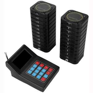 Tangxi Restaurant Pager System, Wireless Calling System,Long Range Paging System