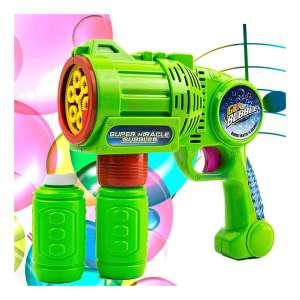 Toysery Bubble Gun Blower for Kids Leak-Resistant Bubble Blower