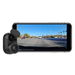 Garmin Dash Cam 1080P HD Footage Mini, Dash Cam with Automatic Incident Detection