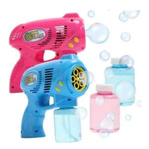 OleOletOy 2 Bubble Guns 5 Oz Refill Solutions
