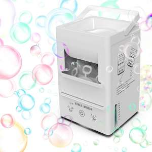 KIDWILL Portable Bubble Machine 5000mAh Battery