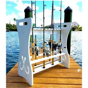 StoreYourBoard Fishing Rod Storage