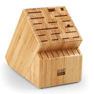 Cooks Standard Knife Storage Bamboo Block