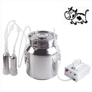 DONGYUA 14l Cow Milking Machine Dairy Cow Milking Breast Pump Cattle Electric Breast Pump