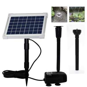 ECO-WORTHY Lovesun Solar Fountain Water Pump Kit